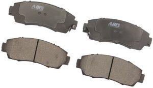 Колодки тормозные передние ABE (Чехия) Great Wall Haval H6 3501115XKZ16A/ABE