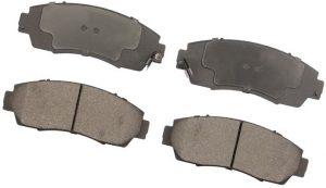 Колодки тормозные передние Q-Fix (Нидерланды) Great Wall Haval H6 3501115XKZ16A/QFix