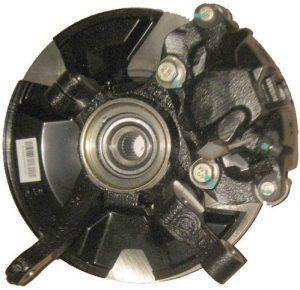 Тормозной механизм переднего правого колеса в сборе (без ABS) Geely CK 3501200180