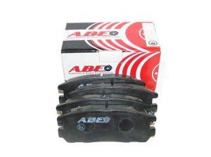 Колодки тормозные задние ABE (Чехия) Great Wall Hover/Safe F1 3502120-K00/ABE