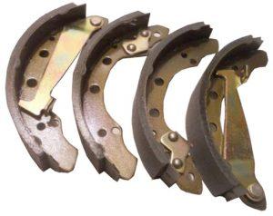 Колодки тормозные задние (без ABS) Geely CK 3502145106