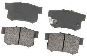 Колодки тормозные задние Q-Fix (Нидерланды) Great Wall Haval H6 3502315XKZ16A/QFix