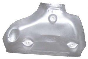 Защита коллектора выпускного Chery Forza 1.5/Amulet 1.5/E5 1.5 480EF-1008140BA