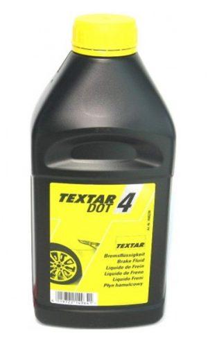 Тормозная жидкость DOT4 Textar 1l