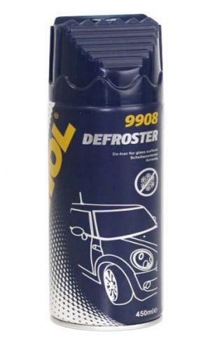 Размораживатель стёкол Mannol Defroster 450ml
