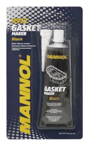 Герметик силиконовый (чёрный) Mannol Gasket 85g