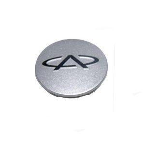 Заглушка колпака колеса литого серебристая Chery Amulet A11-3100510