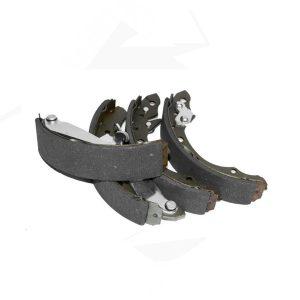 Колодки тормозные задние Chery Amulet/Forza A11-3502170