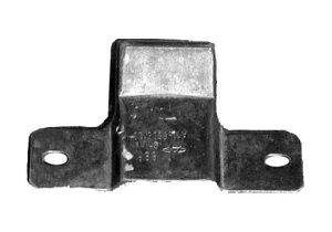 Кронштейн замка багажника Chery Amulet A11-5606130