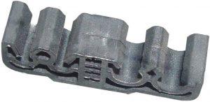 Клипса (крепление) тормозной и топливной трубок (двойное) Chery Forza A13-1100041