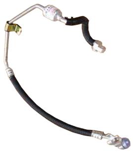Трубка кондиционера от компрессора к кондиционеру Chery Forza A13-8108030