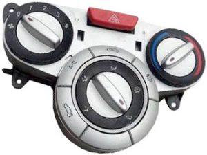 Блок управления кондиционером и отопителем Chery Forza A13-8112010