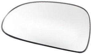 Зеркало (стекло) заднего вида левое (без обогрева) Chery Forza A13-8202011