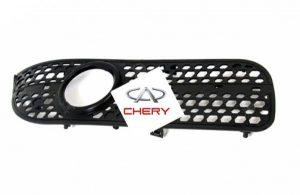 Решетка переднего бампера левая (рестайлинг 2011) Chery Amulet A15-2803505bc