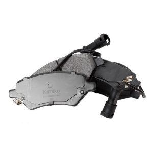 Колодки тормозные передние Kimiko Chery Elara/Eastar/Forza/Tiggo (вентилируемые диски) A21-6GN3501080BA-KM