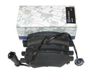 Колодки тормозные передние Konner (Корея) Chery Elara/Eastar/Forza/Tiggo (вентилируемые диски) A21-6GN3501080BA/Konner