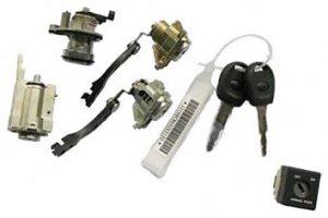 Замки с ключами (к-т) Chery Elara A21-8CB6105P5