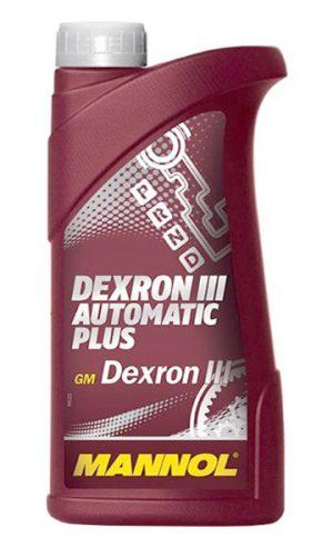 Масло для ГУР Dexron III Mannol 1l