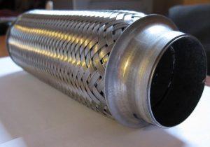 Гофра приёмной трубы (усиленная) Chery Eastar B11-1201310GF