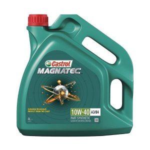 Моторное масло 10W-40 Castrol Magnatec 4l