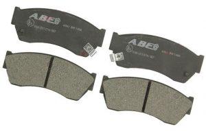 Колодки тормозные передние ABE (Чехия) Chana Benni CV6060-1600/ABE