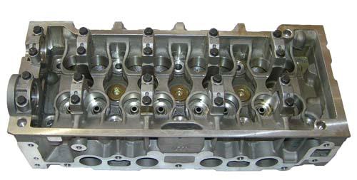 Головка блока цилиндров (EURO II/III) Geely CK/MK E010500105