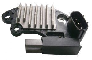 Реле-регулятор генератора (с щетками) Geely CK/MK E090100101