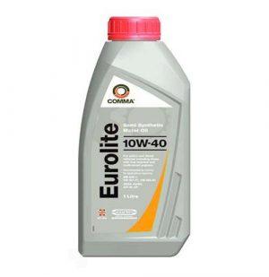 Моторное масло 10W-40 Comma Eurolite 1l