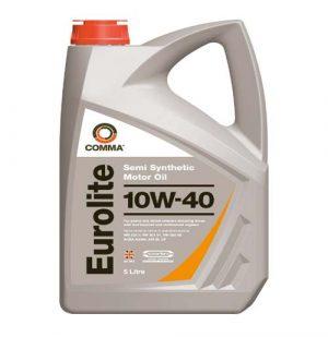 Моторное масло 10W-40 Comma Eurolite 4l