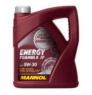Моторное масло 5W-30 Mannol Formula JP l