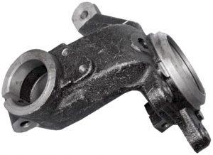 Кулак поворотный левый (82 мм) Lifan 520 L3001101