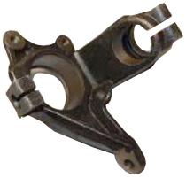 Кулак поворотный правый (74 мм) Lifan 520 L3001201B1