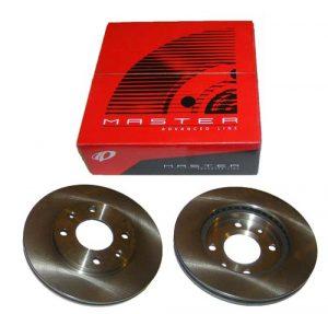 Диск тормозной передний Remsa (Испания) Lifan 520 L3501101/Remsa
