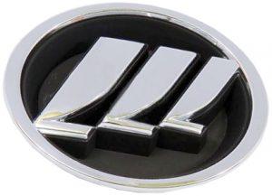 """Эмблема """"LLL"""" передняя Lifan 520 L3921011A2"""