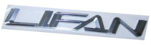 """Эмблема """"LIFAN"""" задняя Lifan 520 L3921013B2"""