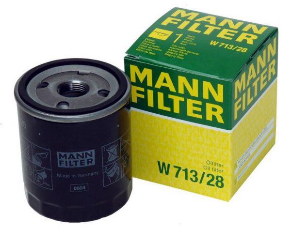 Фильтр масляный Mann (Германия) MG 350/MG 550/MG 6 LPW100180/Mann