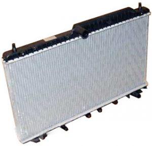 Радиатор охлаждения (2.0 л., AT) Chery M11 M11-1301110DA