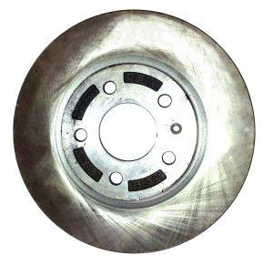 Диск тормозной передний (283 mm) Chery M11 M11-3501075