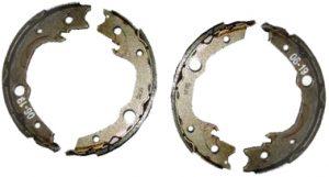 Колодки ручного тормоза (к-т) Chery M11 M11-3502210