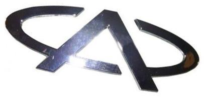 Решетка радиатора, эмблема Chery M11