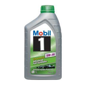 Моторное масло 5W-30 Mobil 1 ESP Formula 4l
