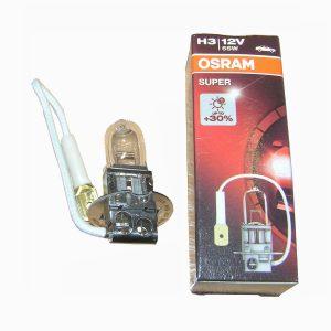 Автолампа галогеновая противотуманной фары H3 55W Osram Geely MK OS 64151 SUP