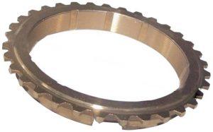 Кольцо синхронизатора 3-й, 4-й передачи первичного вала КПП Chery Forza/Kimo/Jaggi/Beat/E5/Amulet 1.5 QR513MHA-1701325