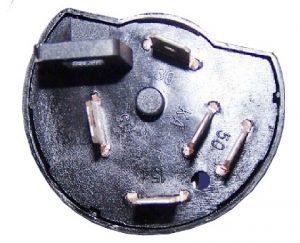 Контактная группа замка зажигания Chery QQ S11-3704015