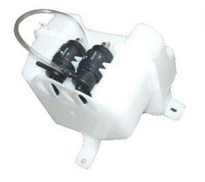 Бачек омывателя с моторчиком Chery QQ S11-5207110