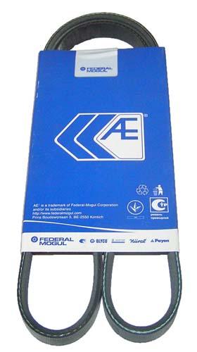 Ремень гидроусилителя и кондиционера AE (Европа) Chery Kimo/Jaggi/Chery beat S12-8104051BA/AE
