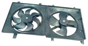 Вентилятор радиатора в сборе Lifan X60 S1308000