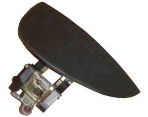 Ручка двери наружная задняя правая Chery Beat S18-6205800BA