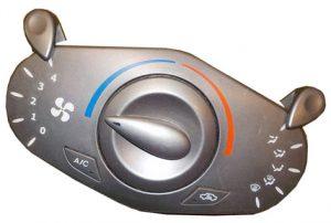 Блок управления отопителем и кондиционером Chery Beat S18-8112010