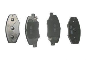 Колодки тормозные передние Chery Beat S18D-3501080